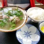 ヤギ汁食べ放題 佐久田パーラー(うるま市)