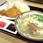 ガッツリ系定食が選べる「ちゅら浜食堂」(うるま市)