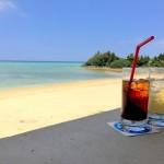 オーシャンビューの素晴らしい景色をゆったりと堪能 On the beachカフェ(今帰仁村)|沖縄旅の思い出フォトコンテスト