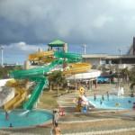 プールで遊ぼう 「西崎運動公園」