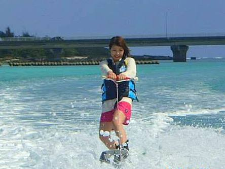 【宮古島】東洋一美しい前浜ビーチでマリンスポーツ!マリン4種+パラソル!アクティブプラン♪団体割引有り