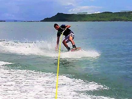 パラセーリング&フライボード&ウェイクボード超お得なセットプラン【海中道路