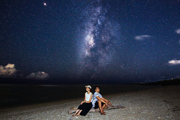 CHURASHIMA NIGHT SKY PHOTO STUDIO